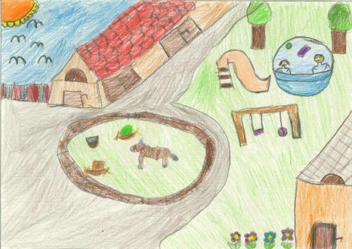 Mosonyi Lilla 7 éves